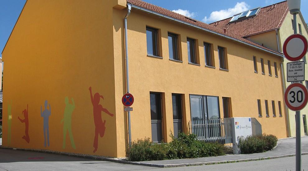 Maler Fuchs aus Grafenau - Ihr Profi beim Gestalten der Fassade.